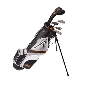 Tour X Size 3 5pc Jr Golf Set w Stand Bag