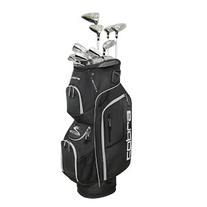 Cobra Golf XL Speed Mens Complete Set Graphite Reg RH