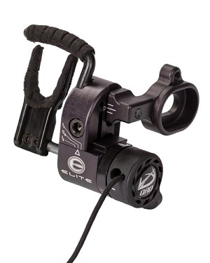 Elite QAD Arrow Rest - LH Black