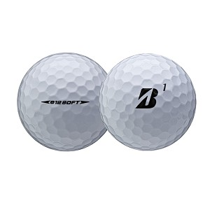 Bridgestone e12 Contact White Golf Ball - Dozen