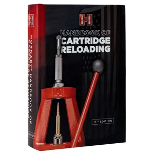 Hornady 11th Edition Handbook of Cartridge Reloading