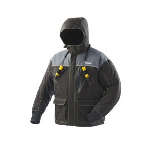 Frabill Jacket I3 Black Medium