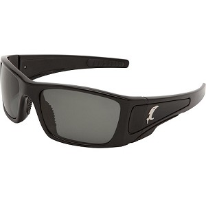 Vicious Vision Vengeance Black Pro Series Sunglasses-Gray