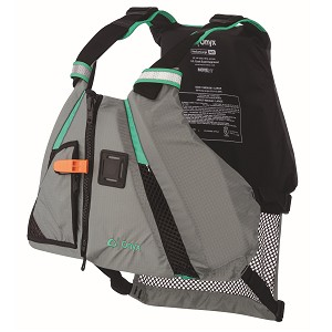 Onyx Movevent Dynamic Vest-Aqua-XL 2XL