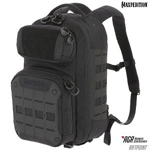 Maxpedition RIFTPOINT CCW-Enabled Backpack Black