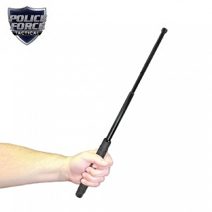 Cutting Edge Police Force 21.0 in Expandable Metal Baton