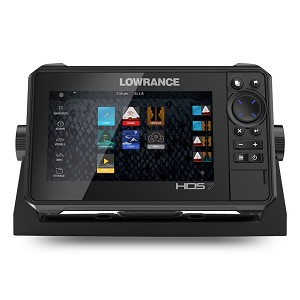 Lowrance HDS-7 Live C-MAP Insight without Transducer