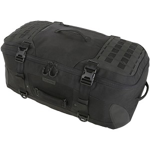 Maxpedition Ironstorm Adventure Travel Bag 62L Black