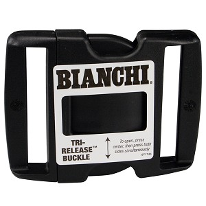 Bianchi Replacement Tri-Release AccuMold Buckle