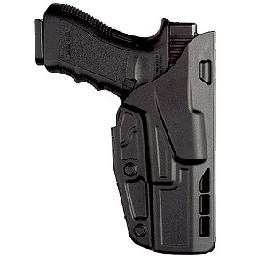 Safariland 7379 ALS Clip-On Belt Holster Black RH